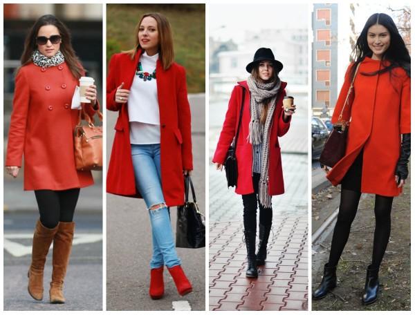 Как подобрать обувь к пальто по цвету