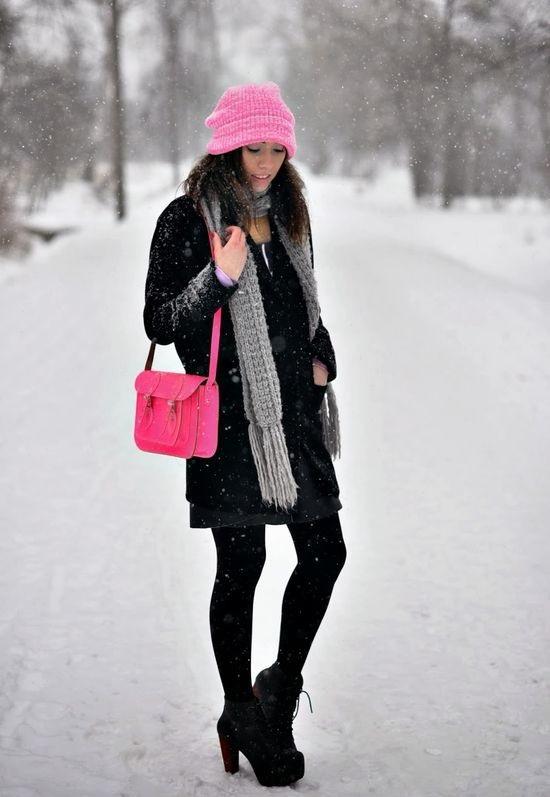 Как правильно комбинировать пальто и обувь
