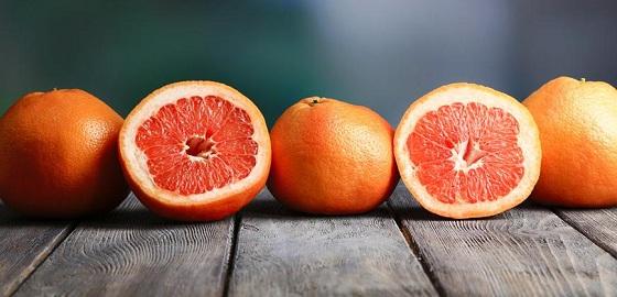 Удивительный грейпфрут