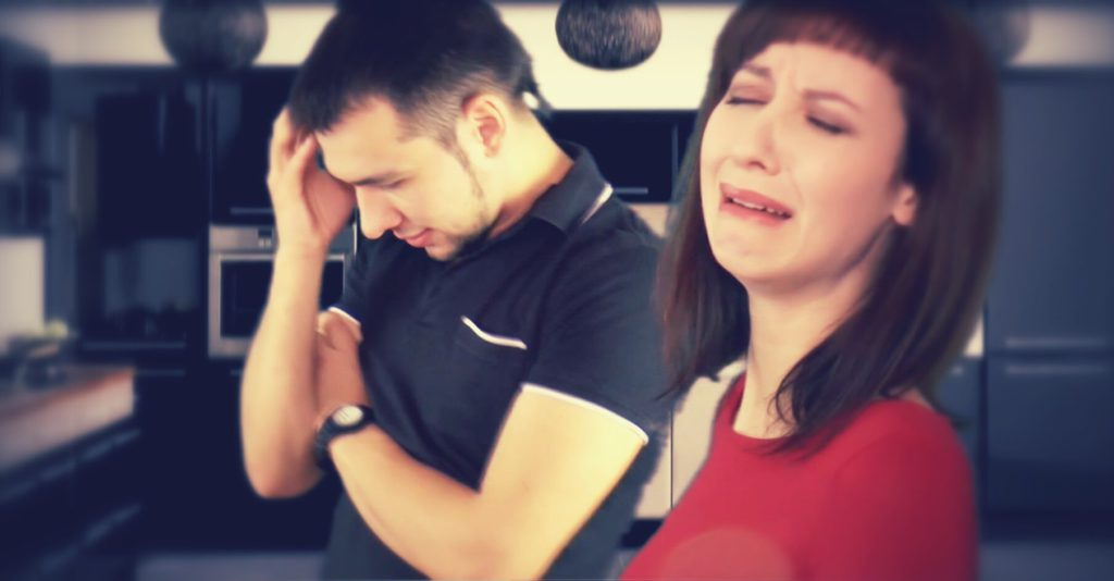 В чём причина отдаления супругов?