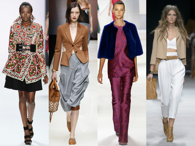 Модные пиджаки 2017