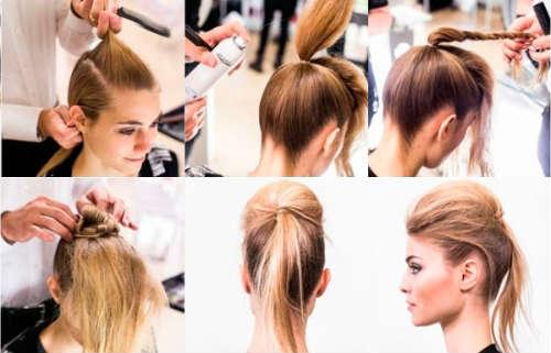 Причёски на каждый день на короткие волосы фото пошагово