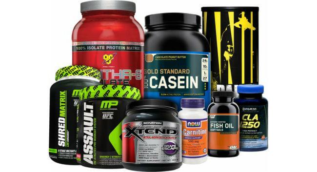 Питание для наращивания мышц