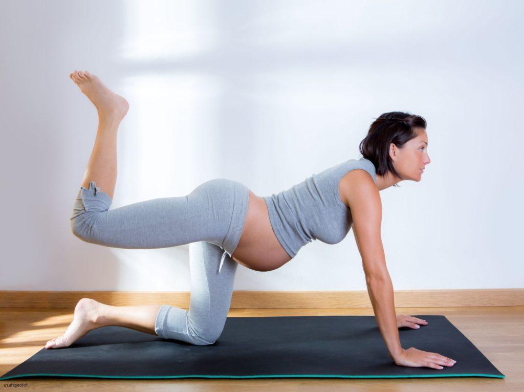 Как тренироваться при беременности