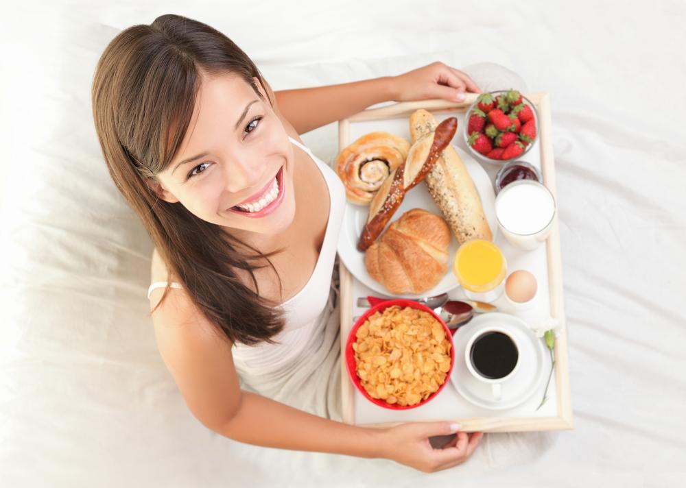 Совет 12. Научитесь наслаждаться полезной едой