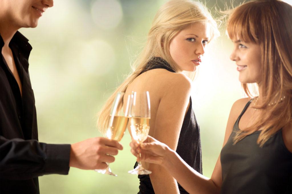 Полезна ли ревность для отношений?