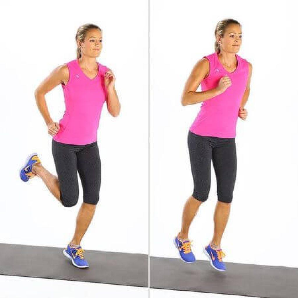 Похудение и бег