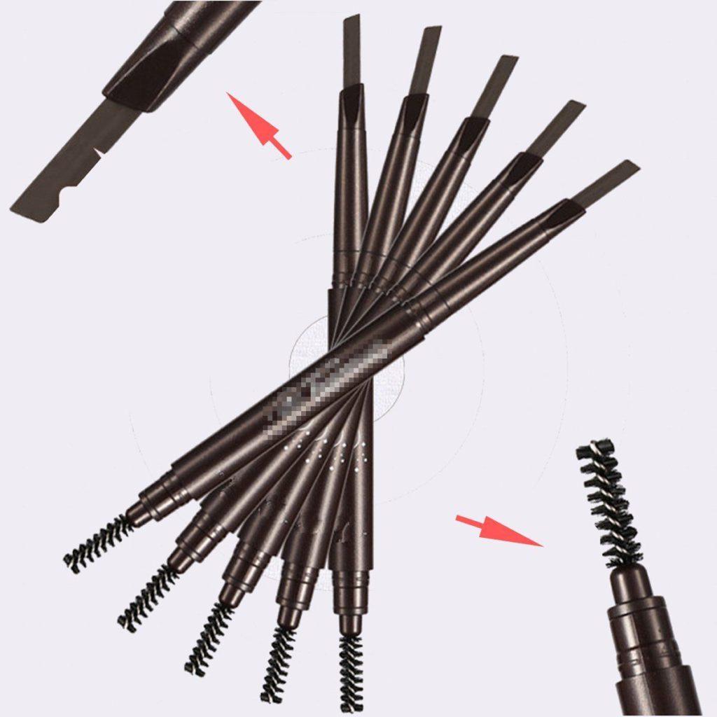 Современные виды карандашей для бровей