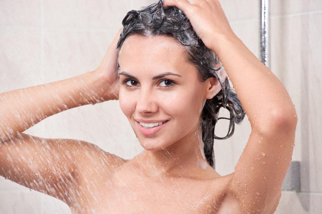 Разные способы мытья волос