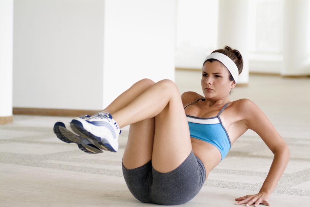 Физкультура для стройной талии