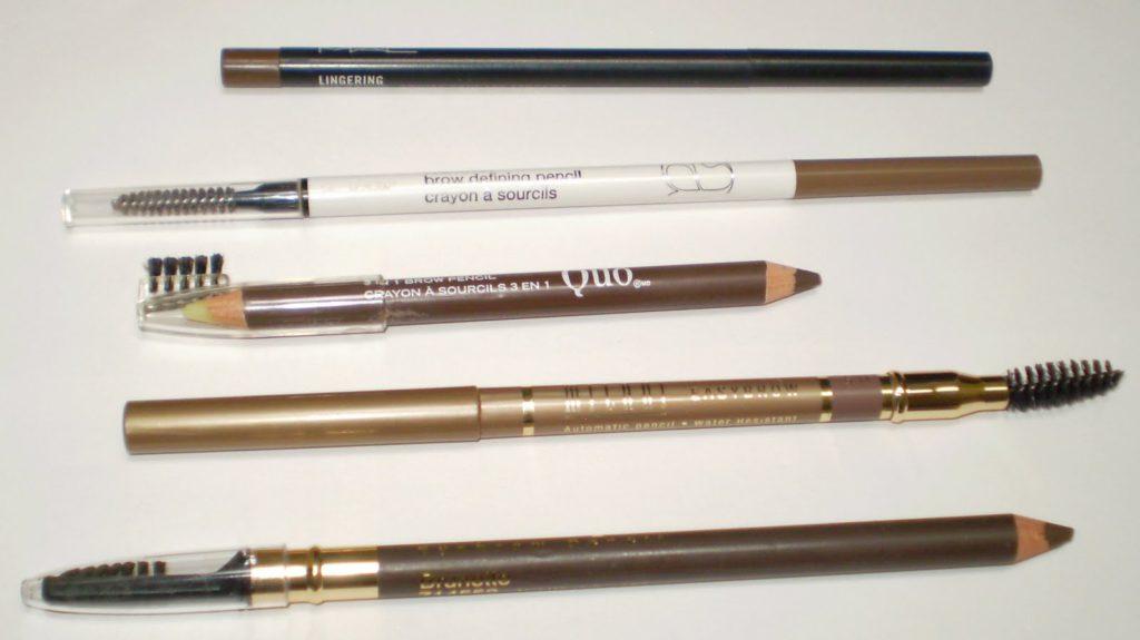 Выбираем лучший карандаш для бровей
