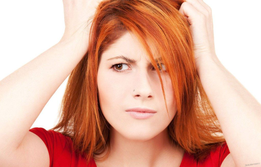 Правила обращения с жирными волосами